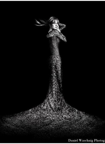 wunderschönes haut couture robe