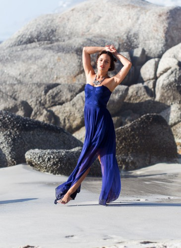 Trendfarbe Blau