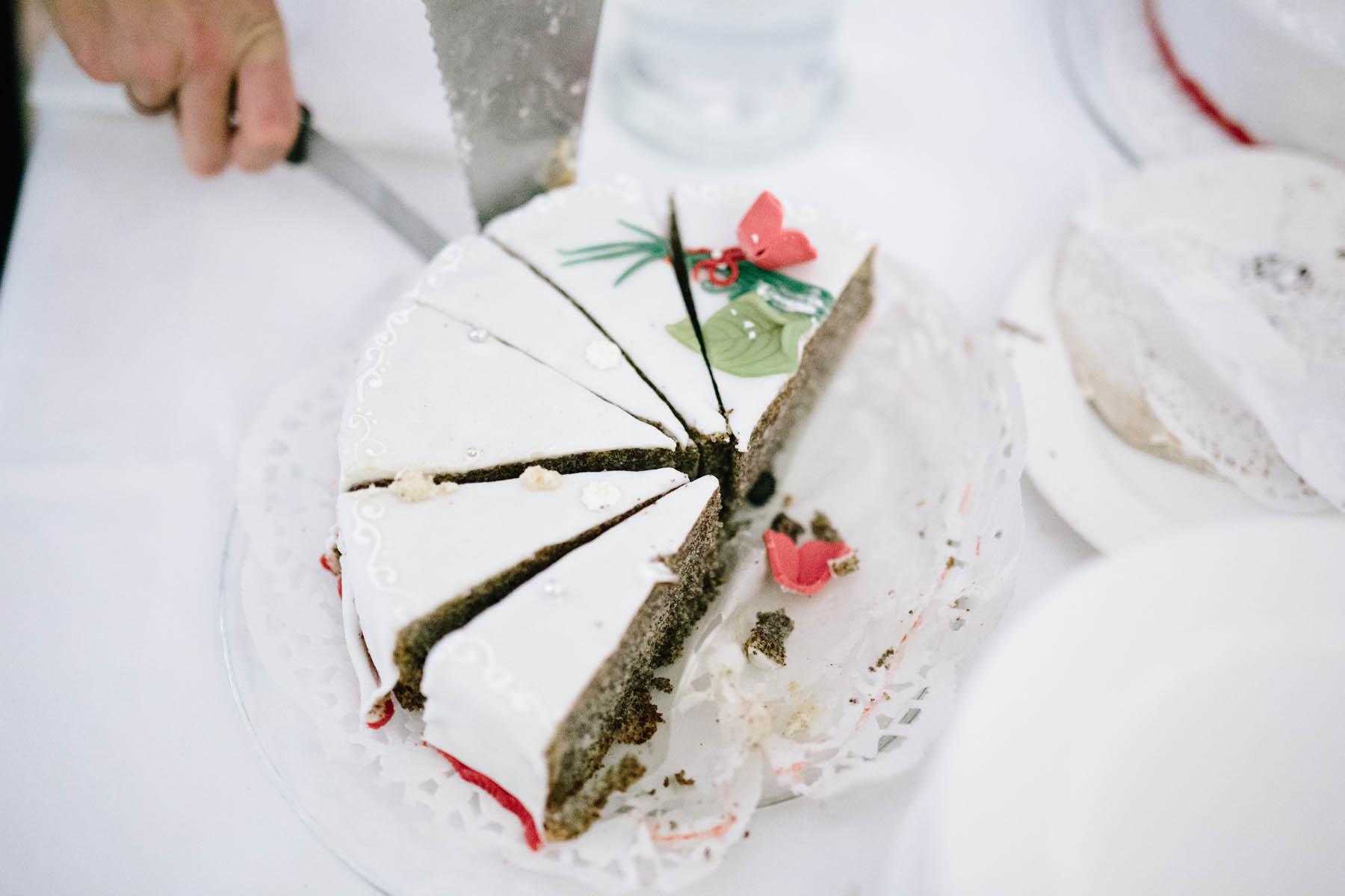 torte zur trauung diy