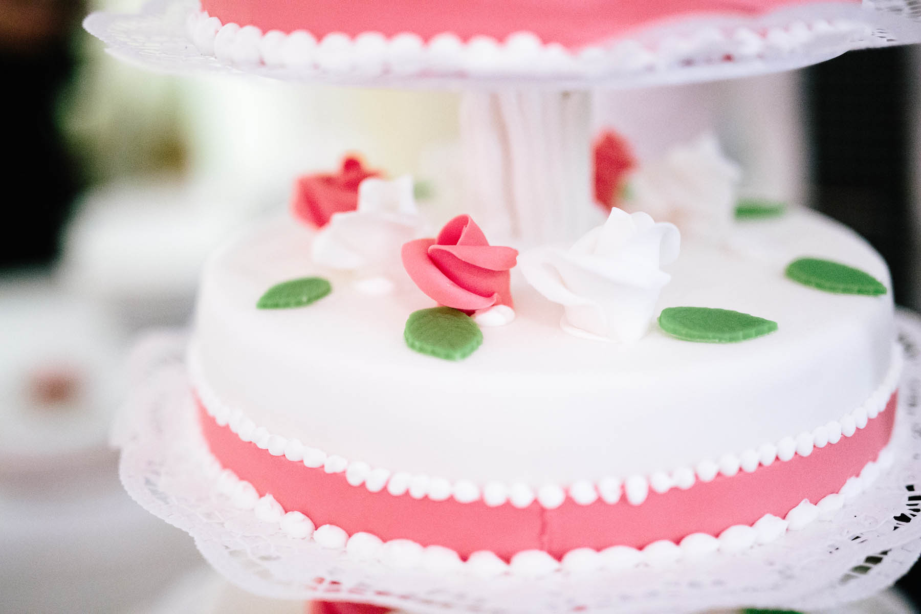 einzelne cupcake zur hochzeit