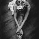 ballett tanz frisur tänzerin
