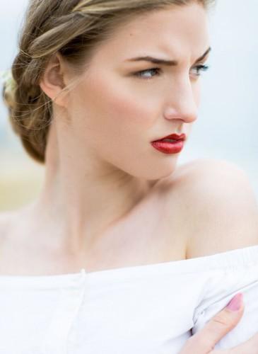 Portrait Make-up Shooting