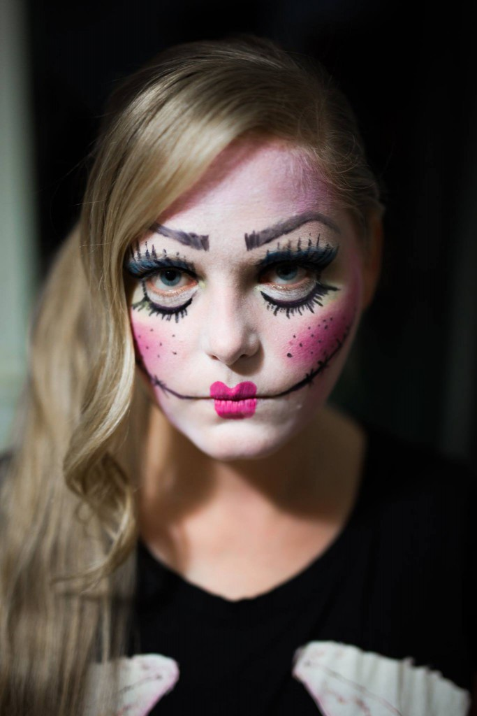 Skull Face Paint Pics