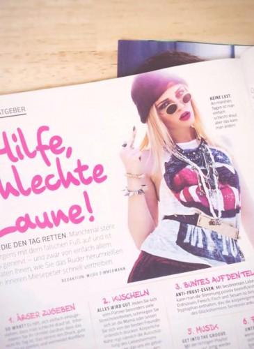 woman referenz magazin veröffentlicht